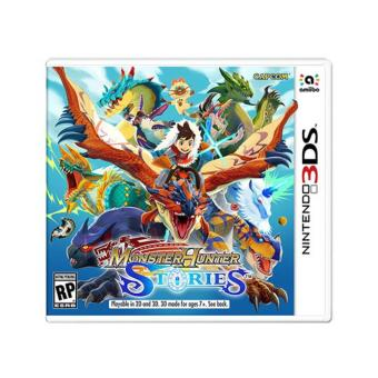 Monster Hunter Stories NINTENDO 2DS 3DS GAME BNEW CONDITION