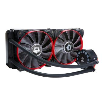 moob Liquid CPU Cooler High Performance Liquid CPU Water Cooling System (Dual Fan)