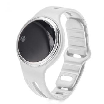 Moonar Unisex E07 Waterproof IP67 Bluetooth Smart Wrist Watch for Android and iOS (White) Price Philippines