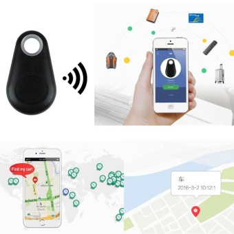 Moonar Wireless Smart Bluetooth 4.0 Anti lost alarm Tracker key finder Child Elderly Pet Phone Car Lost Reminder - intl