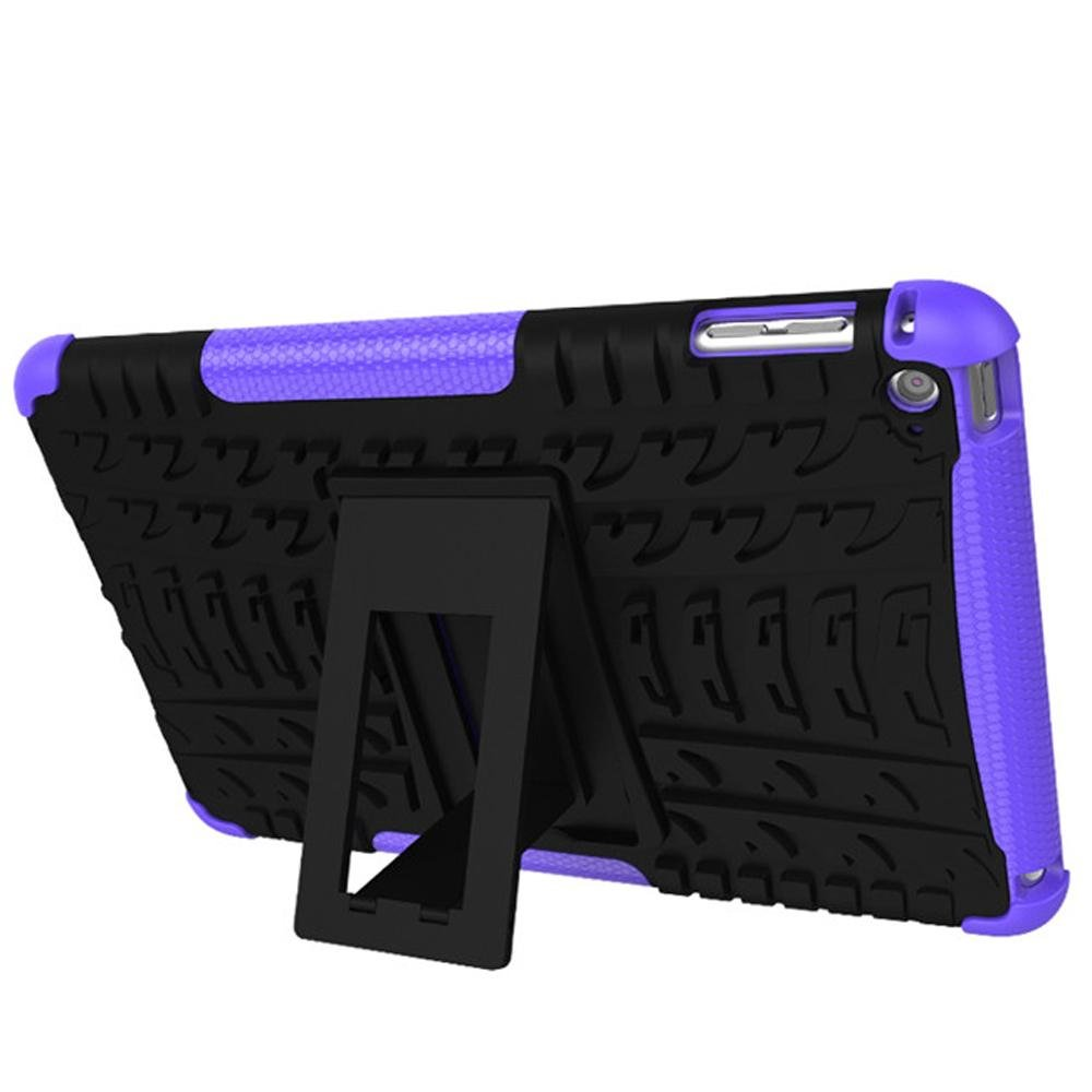 ... Mooncase Case For Apple iPad Mini 4 Detachable 2 in 1 Hybrid ArmorDesign Shockproof Tough Rugged ...