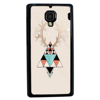 Moose Pattern Phone Case For Xiaomi Mi4 - picture 2