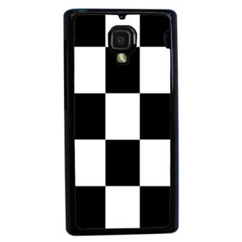 Mosaic Check Pattern Phone Case For Xiaomi Mi4