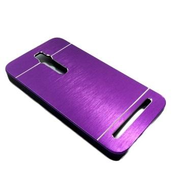 Motomo Aluminum Metal Case for Asus Zenfone 2 (Purple)