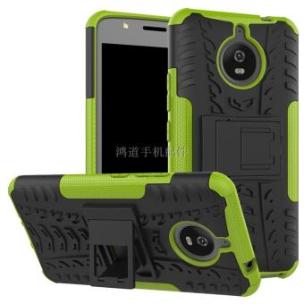 Motorola E4/xt1772 with support drop-resistant slip protective case phone case