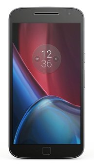 Motorola Moto G4 Plus 32GB LTE (Black) - intl Price Philippines