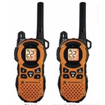 Motorola MT350R 35-Mile Weatherproof Talkabout Two 2 Way Radios Walkie Talkie Price Philippines