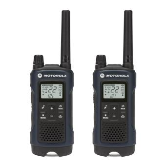 Motorola Talkabout T460 Rechargeable Two-Way Radio Pair (Dark Blue) Price Philippines