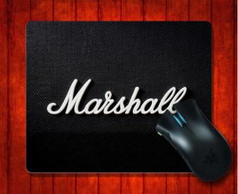 MousePad Marshall Logo Music for Mouse mat 240*200*3mm Gaming MicePad - intl