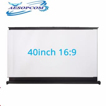 Movie Screen 40 inch 16:9 Home Cinema Projector Screen