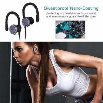 MPOW Goshawk V4.1 Bluetooth Headphones - 5