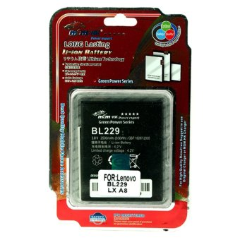 MSM HK Battery for Lenovo BL229 A8 A806 A808T