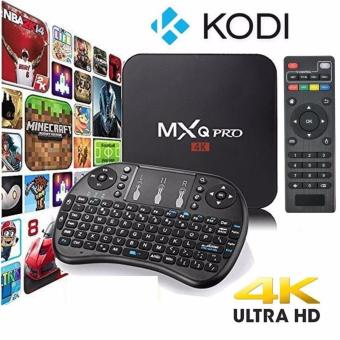 MXQ Pro w/ Keyboard ( New android 6.0 ) 4K Ultra HD android TV Box Wireless Wifi Quad Core