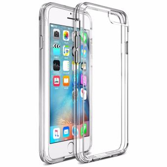 MyPro Fusion Premium TPU/PC Crystal clear cover case for 6 Plus/6SPlus (Clear)