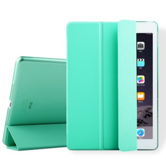 Mypro Young Series Ultra Slim Smart Cover with Auto Sleep/WakeFunction for Apple iPad Mini 4 (Mint Green)