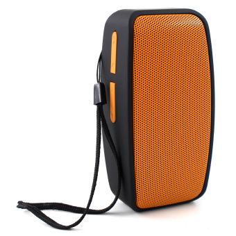 N10 U Mini Bluetooth Speaker with FM Function (Orange)