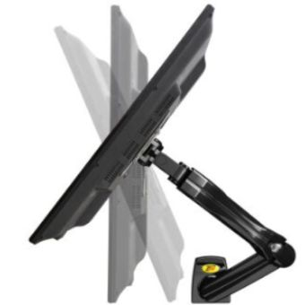 NB black gas strut LCD monitor and TV table bracket mount holder NBF80 for 17~27inch LCD or TV - intl - 4