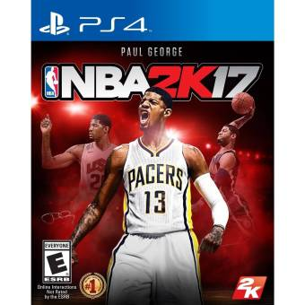 NBA 2k17 Paul George Edition for PS4 game Price Philippines