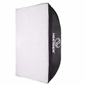 Neewer 20x28 inches/50x70 centimeters Square Photography Light TentPhoto Cube Softbox for Neewer Godox 300DI 250DI 300SDI 250SDI 180WStudio Light(Softbox Only, Strobe Light and Stand Not Included) -intl