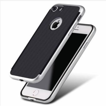 Neo Hybrid Armor Case for Apple iPhone 5/5s/SE (Silver)