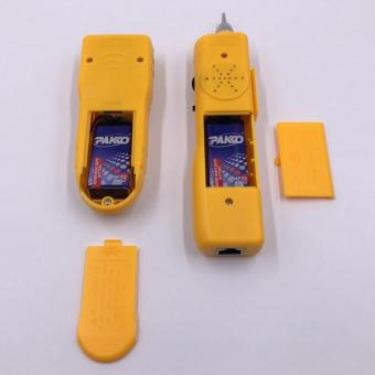 Network LAN Ethernet Telephone Cable Toner Wire Tracker Tracking System & Tester - 5