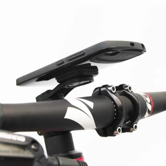 New 34g Bicycle Computer mount for mobile phone adapter bracketholder for Bike - intl