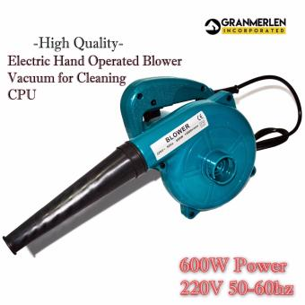 New Affordable Dual Porpose Electric Blower Hand Operated or Vacuum for Cleaning CPU and Other Components