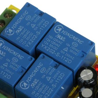 New DC 12V Wireless Remote Control Switch Module and Car Remote Control 433 - 5