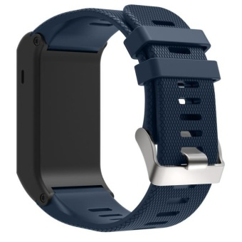 New Fashion Sports Silicone Bracelet Strap Band For Garmin vivoactive HR - intl