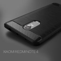 New Phone Cover Case for XIAOMI REDMI NOTE 4 (Black) - intl