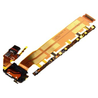 New Power Button Switch On Off Flex Cable Replacement For SonyXperia Z4 - intl Price Philippines