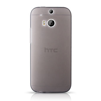New Slim Silicone TPU Phone Case Cover for HTC One M8 M8s M8x(Black)