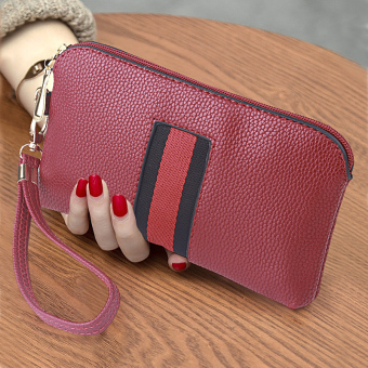New style women's long wallet small bag