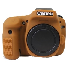 Nice Soft Silicone Rubber Camera Protective Body Cover Case SkinFor Canon 80D leather Camera Bag Lens