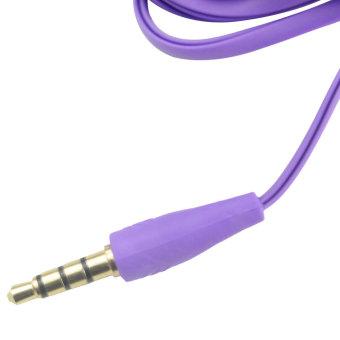 niceEshop 3.5mm In-ear Earphone (Purple) - Intl - picture 2