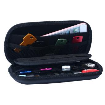 niceEshop Big Capacity USB Flash Drive Bag Digital Gadget Case (Black) - 3