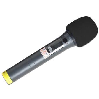 niceEshop Black 10 Pack Colors Handheld Stage Microphone WindscreenFoam Mic Cover Karaoke DJ - intl - 5