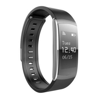 niceEshop I6 PRO/HR Smart Wristband Fitness Tracker Heart Rate Monitor IP67 Waterproof Bluetooth Smart Band Bracelet For Android IOS - intl