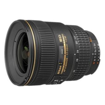 Nikon AF-S 17-35mm f/2.8D f2.8D IF-ED Lens Black