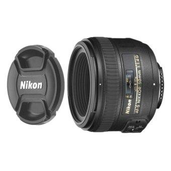 Nikon AF-S NIKKOR 50mm f1.4G Lens (Black)
