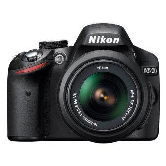 Nikon D3200 24.2MP DSLR Camera with 18-55mm Lens Kit
