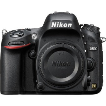 Nikon D610 Digital Camera DSLR SLR Body Only - intl