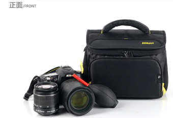 Nikon d90/d7000/d5100/d3100/d3200/D80 SLR camera bag photography bag