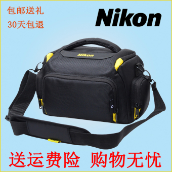 Nikon d90/d750/d810/d3300/d5300d7000d7100 SLR shoulder camera bag