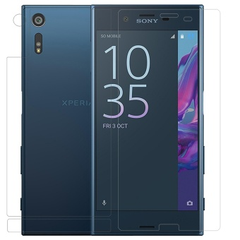 Nillkin 0.2mm Screen Protector For Sony Xperia XZs Anti-BurstTempered Glass Protective Film for Sony Xperia XZ - intl - 3