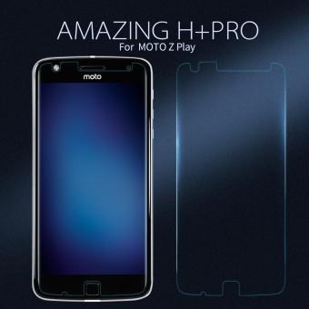 NILLKIN Amazing H+PRO for Motorola Moto Z Play Tempered Glass Screen Protector Nanometer Anti