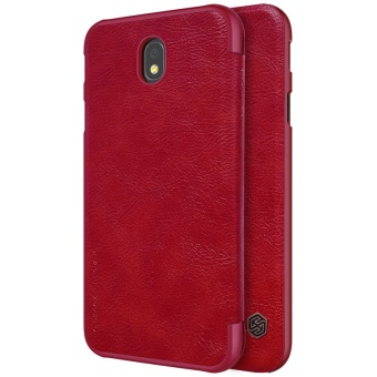 Nillkin Flip Cover for Samsung Galaxy J7 2017 case Premium Leatherphone bag for Samsung Galaxy J7 Pro J730 mobile phone shell - intl