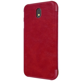 Nillkin Flip Cover for Samsung Galaxy J7 2017 case Premium Leatherphone bag for Samsung Galaxy J7 Pro J730 mobile phone shell - intl - 5