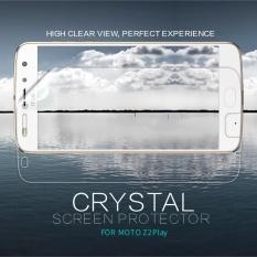 PHP 322. NILLKIN for Motorola Moto Z2 Play Anti-fingerprint HD Clear LCD Screen Protector Film ...