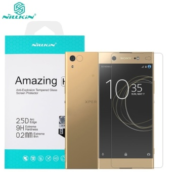 Nillkin for Sony Xperia XA1 Ultra screen protector 0.2mm Anti-Bursttempered glass protectors for Sony Xperia XA1 Ultra glass   -intl